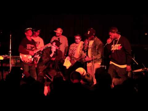 BLAZé  performs at 2nd Annual NW Sneaker Expo!