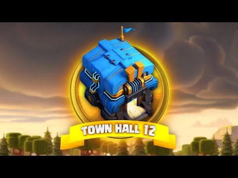Town Hall 12 Update is Here! (Clash of Clans Official) - يوتيوبات