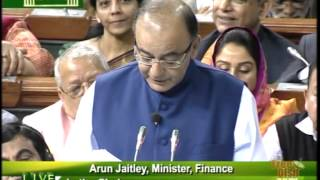 28,Feb 2015 - India's finance minister goes for growth, slower fiscal deficit cuts - ANIINDIAFILE