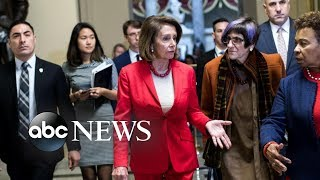 In letter, Pelosi suggests Trump postpone State of the Union - ABCNEWS