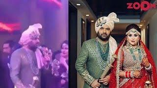 Inside Videos from Kapil Sharma & Ginni Chatrath's wedding | Television News - ZOOMDEKHO