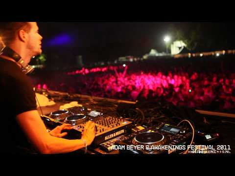 Adam Beyer Closing @ Awakenings Festival 2011