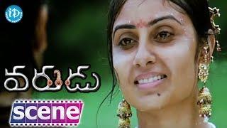 Varudu Movie Scenes - Allu Arjun And Bhanusri Mehra Meets || Arya - IDREAMMOVIES