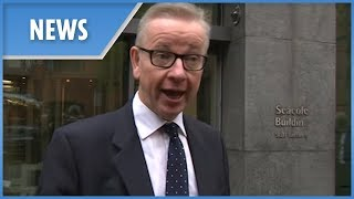 Tight-lipped Gove has confidence in Theresa May - THESUNNEWSPAPER