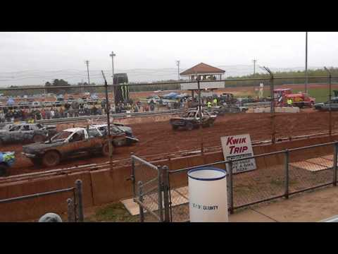 drive for 5 80s stock class heat 1