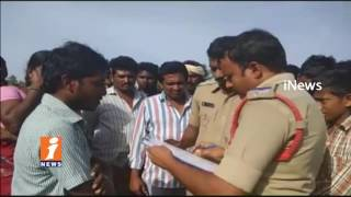 Mother Commits Suicide After Killing Her Children Over Family Disputes in Edlapadu | Guntur | iNews - INEWS