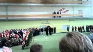 Панихида Федора Черенкова