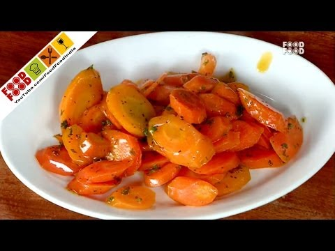 Citrus Glazed Carrots - Cook Smart