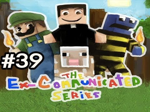 Minecraft: The Ex-Communicated Series w/Nova, SSoHPKC & Slyfox Ep.39 - The Art Of Picking