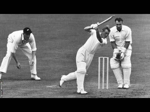 England vs Australia - 1956 Ashes Series - Trent Bridge