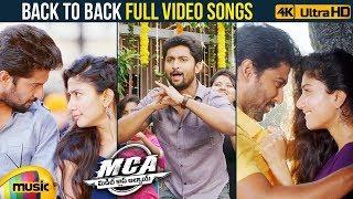 MCA Video Songs JUKEBOX   Back to Back Video Songs   Nani   Sai Pallavi   DSP   2018 Telugu Songs - MANGOMUSIC