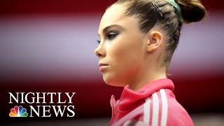 Olympic Gymnast McKayla Maroney Says Team Doctor Molested Her At 13 | NBC Nightly News - NBCNEWS