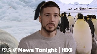 Vinny From Jersey Shore Is A Secret Climate Change Nerd (HBO) - VICENEWS