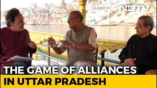 Akhilesh Yadav-Mayawati Alliance Impact: The Countdown With Prannoy Roy - NDTV