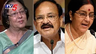 NDA to Announce Vice Presidential Candidate | Will Venkaiah Naidu Gets Chance? | TV5 News - TV5NEWSCHANNEL