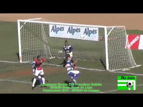 Apucarana Sports 2X0 Francisco Beltrão