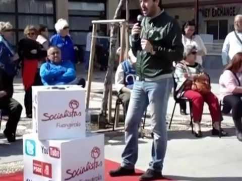 Asamblea Ciudadana PSOE Fuengirola: creación de un nuevo puerto y edificación del Hospital