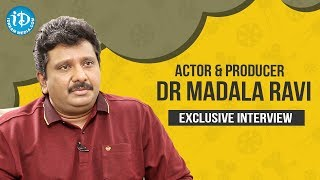Actor & Producer Dr Madala Ravi Exclusive Interview | Tollywood Diaries With Muralidhar #13 - IDREAMMOVIES