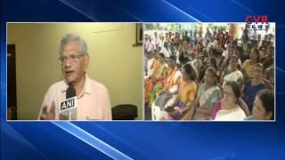 CPM Sitaram Yechury on Women in Sabarimala a right | CVR News - CVRNEWSOFFICIAL