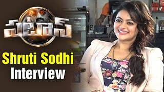 Patas Actress Shruthi Sodhi Exclusive Interview