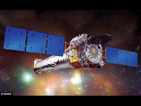 NASA's Chandra X-ray - Possible sign of dark matter
