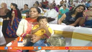 HPS Kids Play School Annual Celebrations In Begumpet | Hyderabad | iNews - INEWS