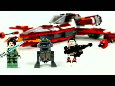 LEGO Star Wars Republic Striker-class Starfighter Item – Muffin Songs' Oyuncakları Tanıyalım