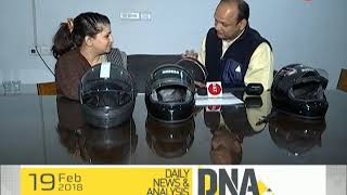 DNA: Why are helmets without ISI mark dangerous to your life? - ZEENEWS