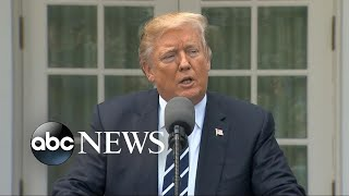 Trump's surprise news conference - ABCNEWS