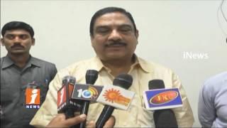 Minister Kala Venkata Rao Distribution Chandranna Bheema Cheques In Srikakulam    iNews - INEWS