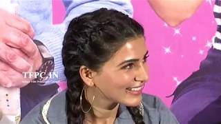Oh! Baby Movie Press Meet | Samantha | Nandini Reddy | TFPC - TFPC