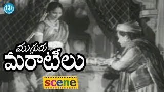Mugguru Maratilu Movie Scenes - Kakaji Egts Angry On His Brothers || ANR - IDREAMMOVIES