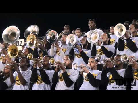 New Orleans High School Marching Bands 2011 - 2012 Video 1 of 7