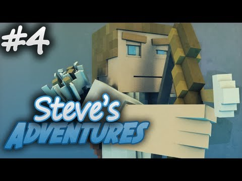 Minecraft: Steve's Adventures - The War Begins (Episode 4)