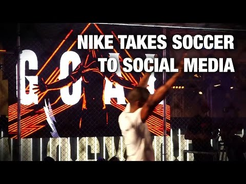How Nike took a soccer event social with #RiskEverything