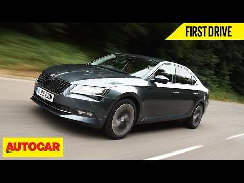 Skoda Superb | First Drive | Autocar India