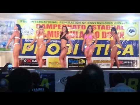 campeonato de fisiculturismo IFBB Natal RN 2013
