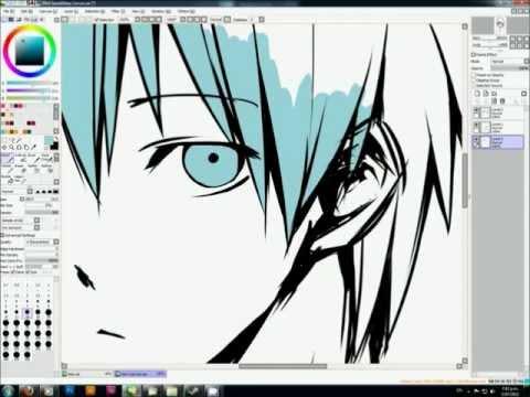 Sketch 02: Kuroko (Kuroko no Basuke)