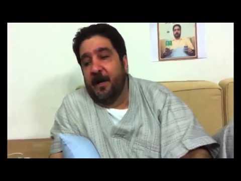 الجزء الثاني / عم الفنانة شهد يهدد مي العيدان. .