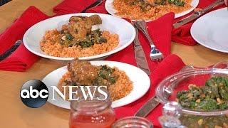 Marcus Samuelsson Takes 'GMA's $5 Dinner Challenge - ABCNEWS