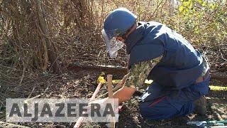 Bosnia's landmine clearance delayed - ALJAZEERAENGLISH