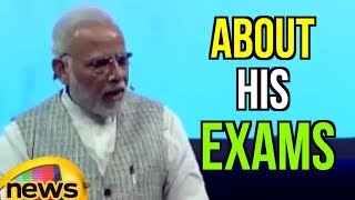 PM Modi Reply to Students When He Was Asked About His Exams | MangoNews - MANGONEWS