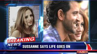 Life goes on: Sussane Khan I Exclusive Interview Post her Split with Hrithik Roshan - TIMESNOWONLINE