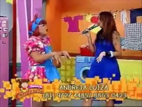Andreia Luiza - Papeiro da Cinderela - Axé