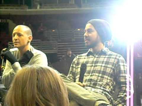 Linkin Park - QAR at LPU Summit in Chicago