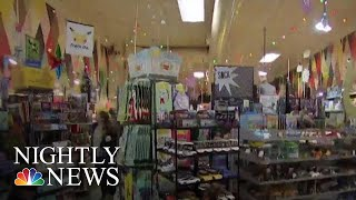 Independent Toy Sellers Competing With Amazon This Holiday Season For Toys 'R' US | NBC Nightly News - NBCNEWS