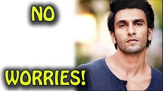 Ranveer Singh not worried about his Image in the Media! | PAGE3