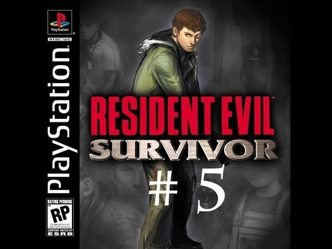 Resident Evil Survivor (PS1) Walkthrough part 5.