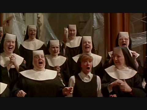 Whoopi Goldberg - Sister Act - Oh Maria