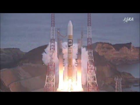 X線天文衛星「ひとみ」打ち上げクイックレビュー      Launch of X-ray Astronomy Satellite